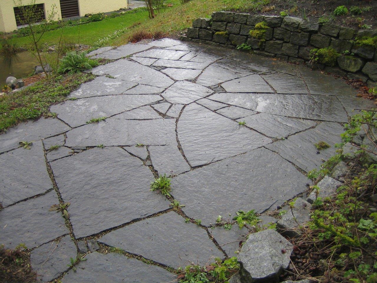Natursteinplatten Granit
